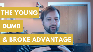 Entrepreneur Advantage Khalid's Young, Dumb & Broke