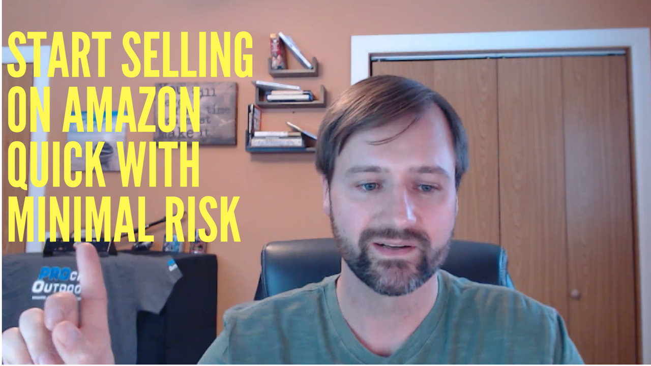 How To Get Started Selling On Amazon Quick With Minimal Risk
