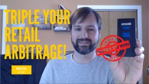 How To Triple Your Retail Arbitrage Purchases (Symcode Barcode Scanner Review and Giveaway)