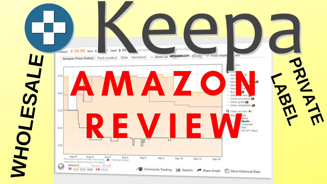 keepa review