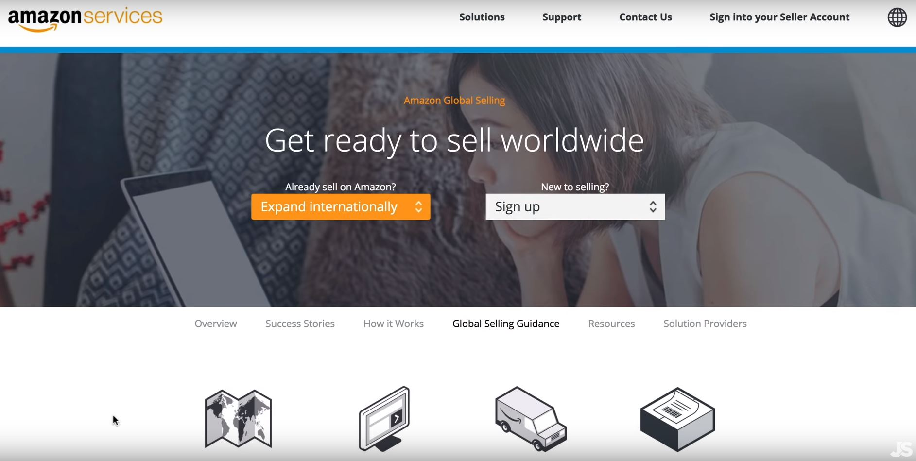 How To Sell On Amazon.com If You Live Outside The USA